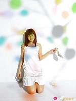 Yumi Sugimoto Asian sexy doll loves lemons and playing around